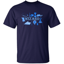 Load image into Gallery viewer, Wizard - Dungeons & Dragons T-Shirt