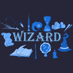 Wizard - Dungeons & Dragons T-Shirt
