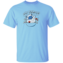 Load image into Gallery viewer, Yeti Spaghetti! - Cryptid T-Shirt
