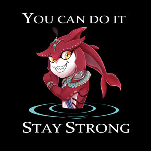 You Can Do It! - Prince Sidon from Legend of Zelda T-Shirt