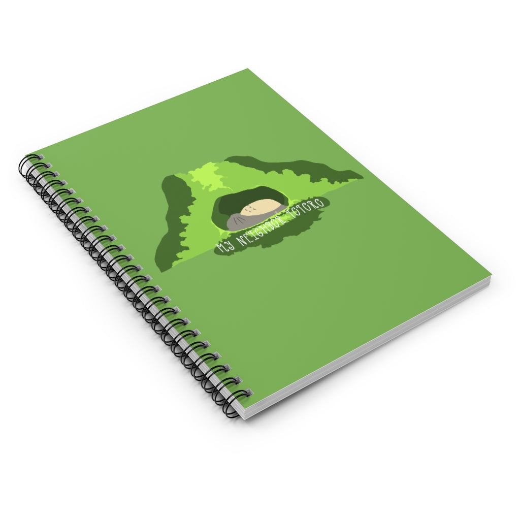My Neighbor Totoro - Studio Ghibli Spiral Notebook - Ruled Line