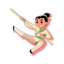 Load image into Gallery viewer, Let's Get Down to Business - Mulan Vinyl Sticker