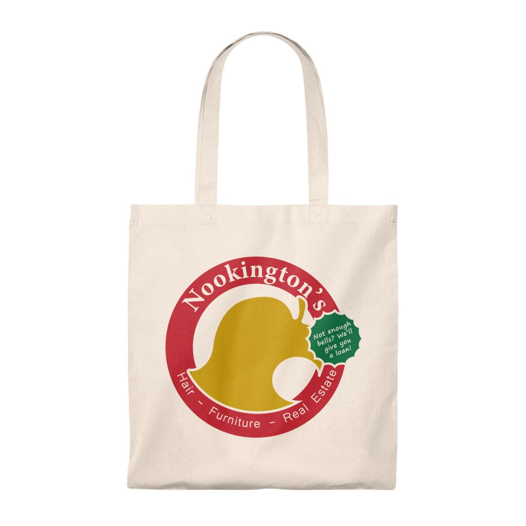Nookington's - Animal Crossing Tote Bag