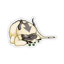 Load image into Gallery viewer, Sleepy Appa - Avatar: The Last Airbender Vinyl Sticker