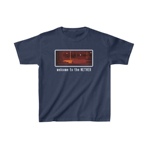 Welcome to the Nether Kids T-Shirt