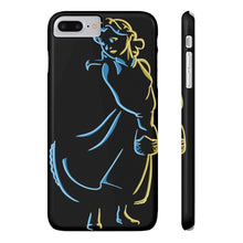 Load image into Gallery viewer, Belle - Beauty and the Beast Phone Case