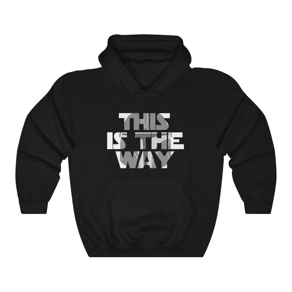 This is the Way - Star Wars: The Mandalorian Hoodie
