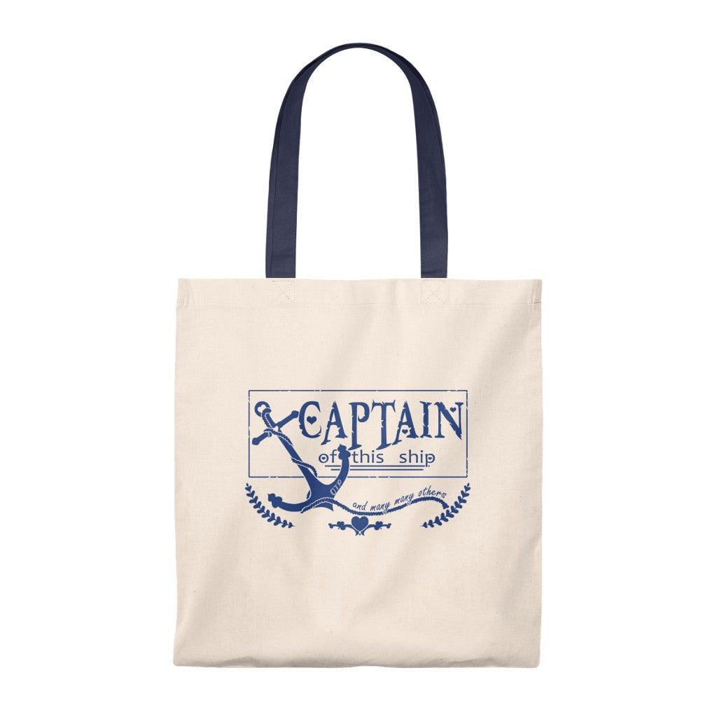 Ship Captain - Fandom Tote Bag