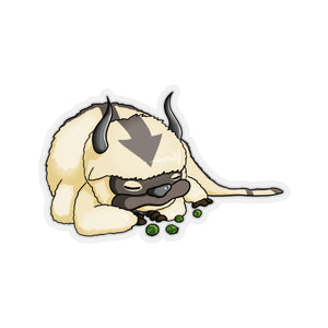 Sleepy Appa - Avatar: The Last Airbender Vinyl Sticker