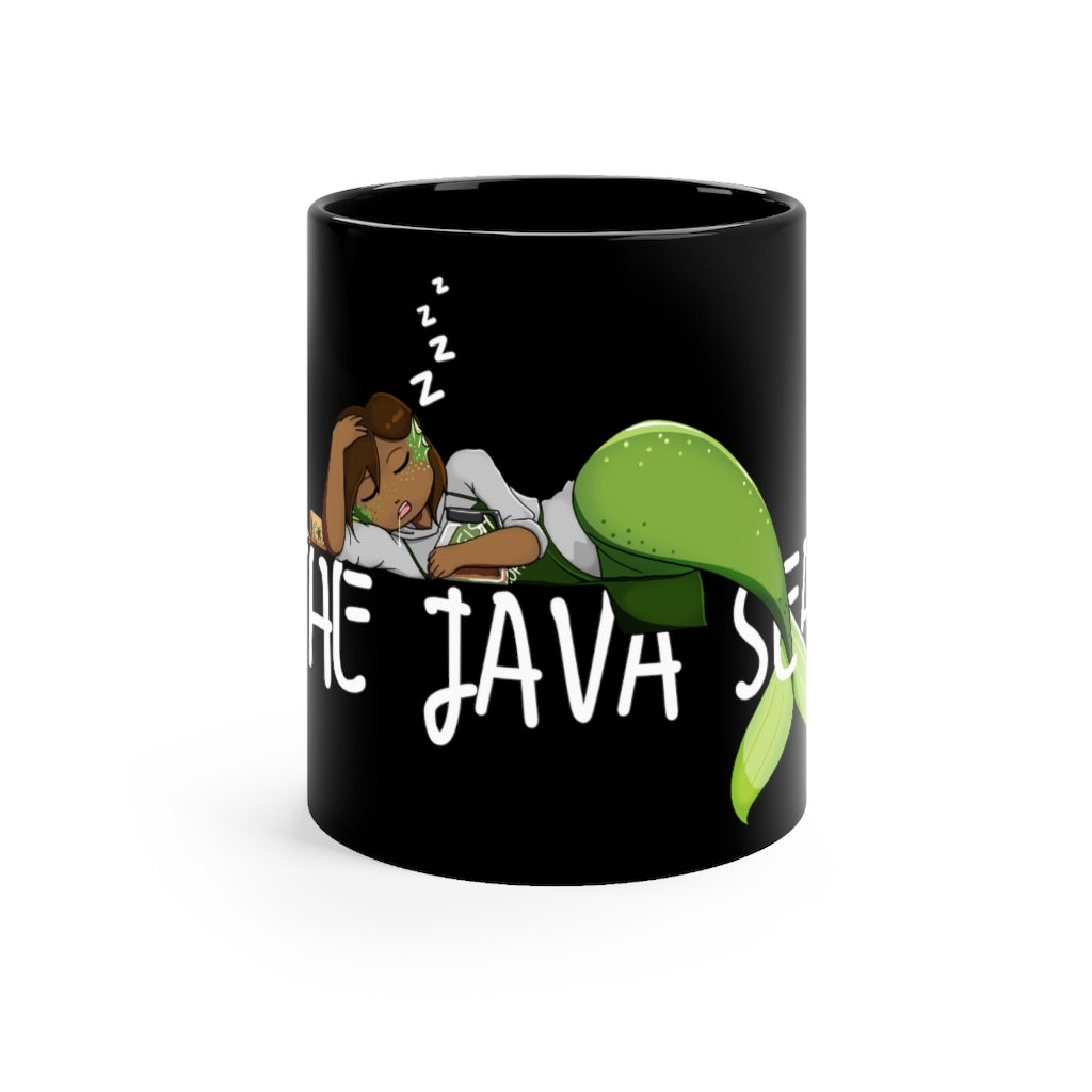 The Java Sea - Mermaid Pun 11oz Mug