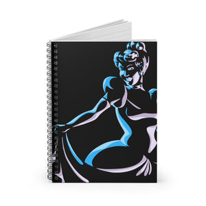 Cinderella Spiral Notebook - Ruled Line