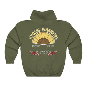 Kyoshi Warriors - Avatar: The Last Airbender Hoodie