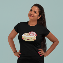 Load image into Gallery viewer, Cinnamon Roll - Food Pun T-Shirt