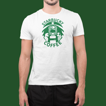 Load image into Gallery viewer, Starbucky Coffee - Captain America T-Shirt