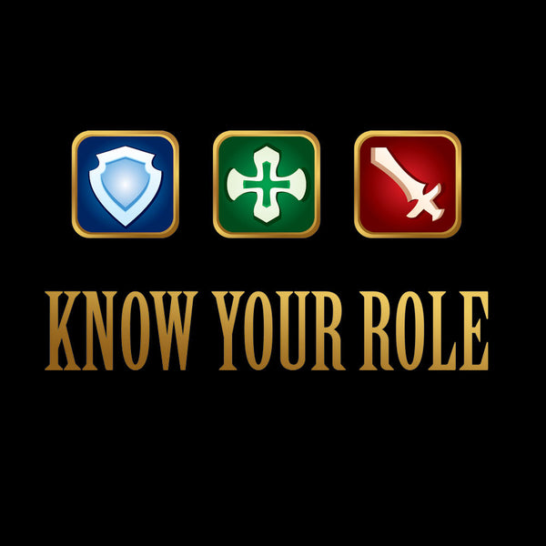 Know Your Role - Final Fantasy XIV