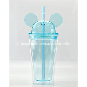 CLEARANCE Blue Dome Mouse Tumbler