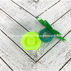 Polar Blast Straw Topper Attachment Mold