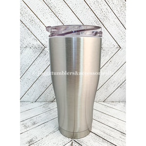 30oz Modern Curve w/ Screw Lid