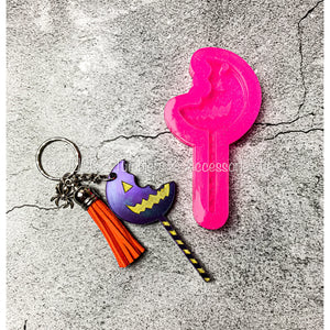 Sam's Lollipop Keychain Mold
