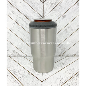 14oz Curve Can Cooler Duo