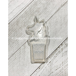 Unicorn Ice Cream Shaker Mold