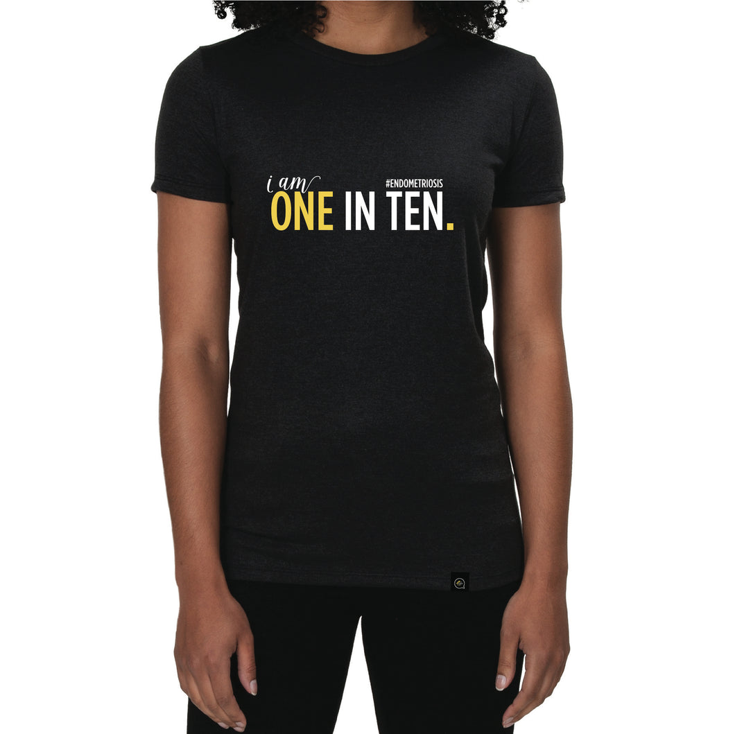 I am one in ten. #endometriosis
