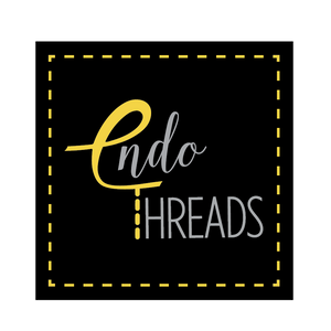 Endo Threads Sticker