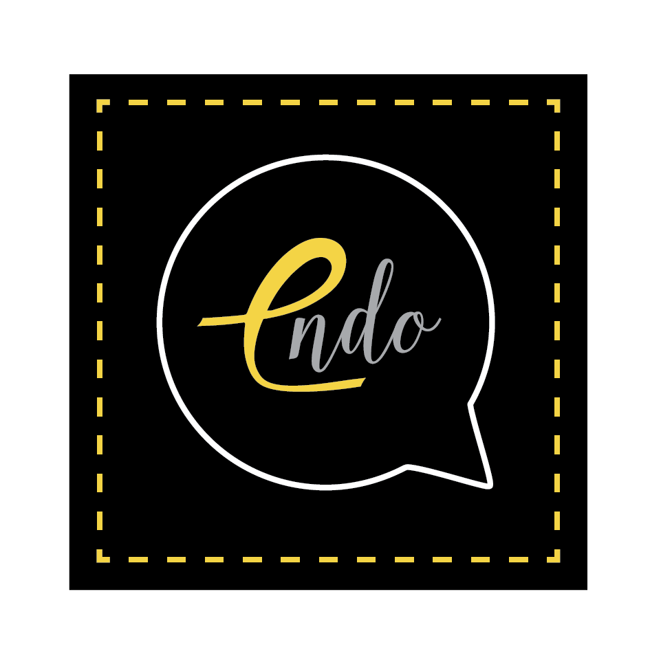 Endo Threads Logo Sticker