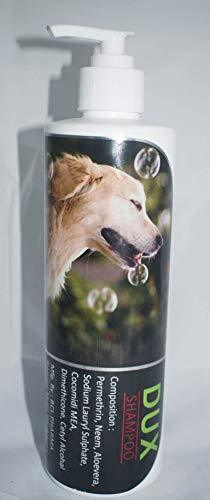 Dux Grooming Shampoo & Removal of Ticks for Dogs 500ML - Amanpetshop-