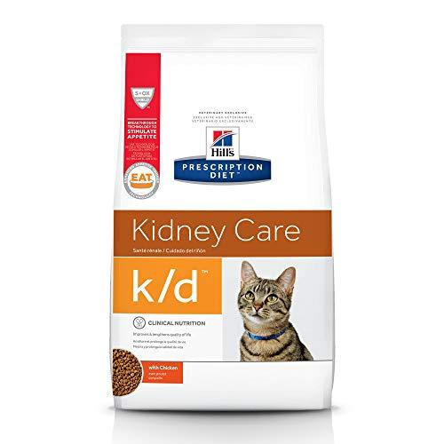 Hill's Prescription Diet k/d Feline Renal Health Pet Food (1.5kg)
