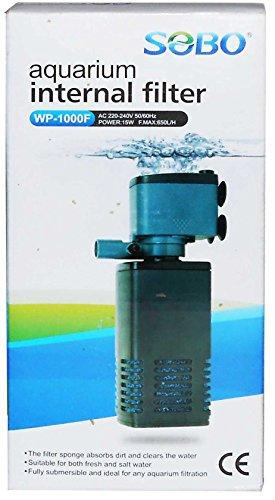 Sobo WP1000F Aquarium Internal Filter - Amanpetshop-