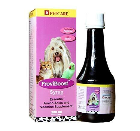 Pet care Proviboost Supplement for Dogs 200 ml - Amanpetshop-