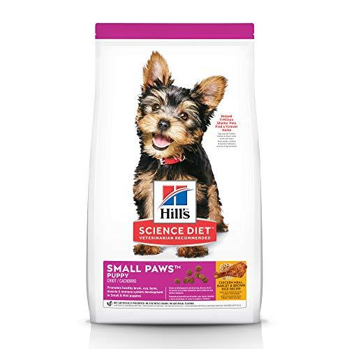 Hill's Science Diet Hill's™ Science Diet™ Canine Puppy Small Paws™, 7 kg - Amanpetshop-