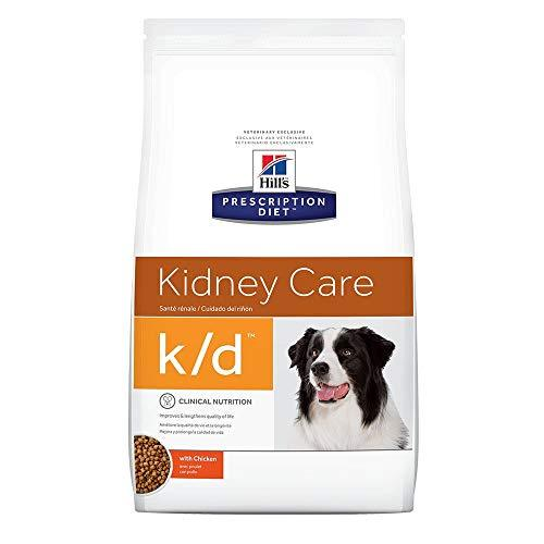 Hills Prescription Diet Kidney Care K/D with Chicken, 1.5 kg - Amanpetshop-
