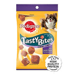 Pedigree Tasty Bites Chewy Cubes, Lamb Flavour- 50 g Pouch