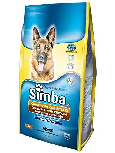 All4Pets Simba With Chicken Dog Food - 10 Kg - Amanpetshop-