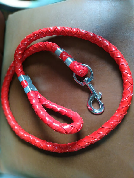 Jacky Treats Rope For Large Dog Red - Amanpetshop-