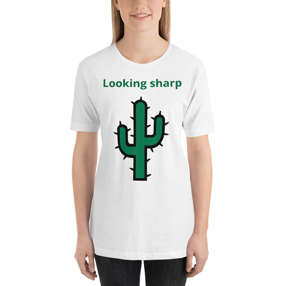 Cactus T-Shirt-Pretty Shining People-S-Pretty Shining People