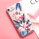 Silicone Case For iPhone-Pretty Shining People