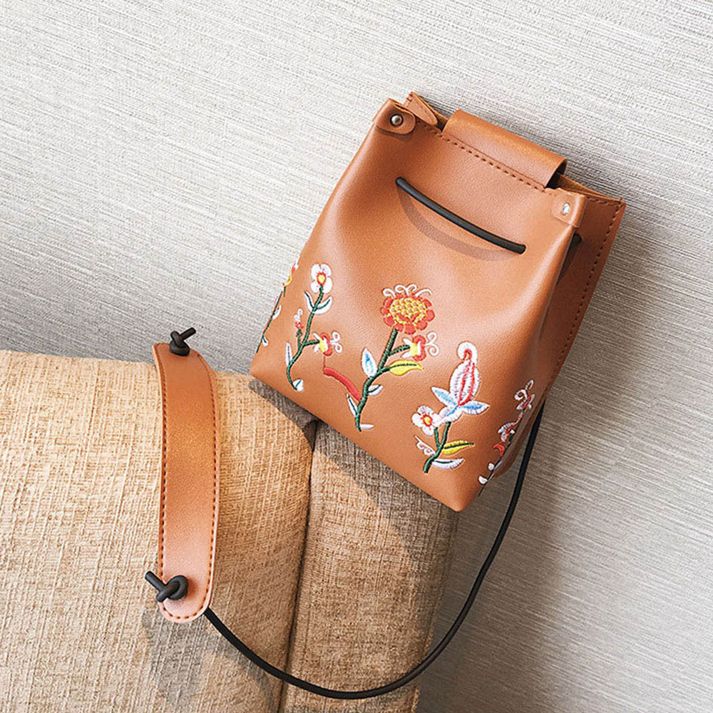 Floral Handbag-Pretty Shining People
