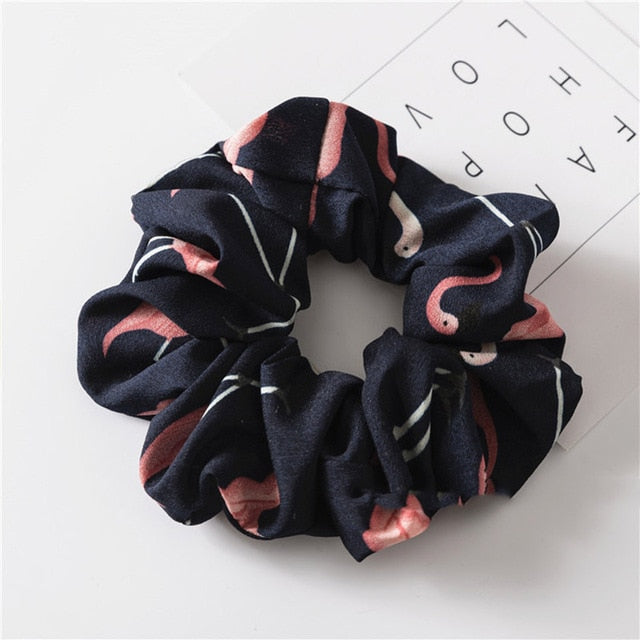 Elasticity Scrunchie-Pretty Shining People-8-Pretty Shining People