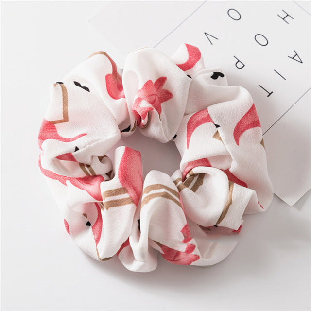 Elasticity Scrunchie-Pretty Shining People-1-Pretty Shining People