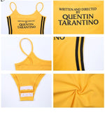 WRITTEN & DIRECTED BY QUENTIN TARANTINO ROMPER