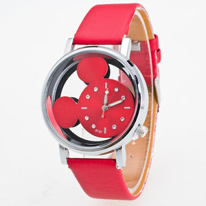 Mickey Mouse Watch-Pretty Shining People