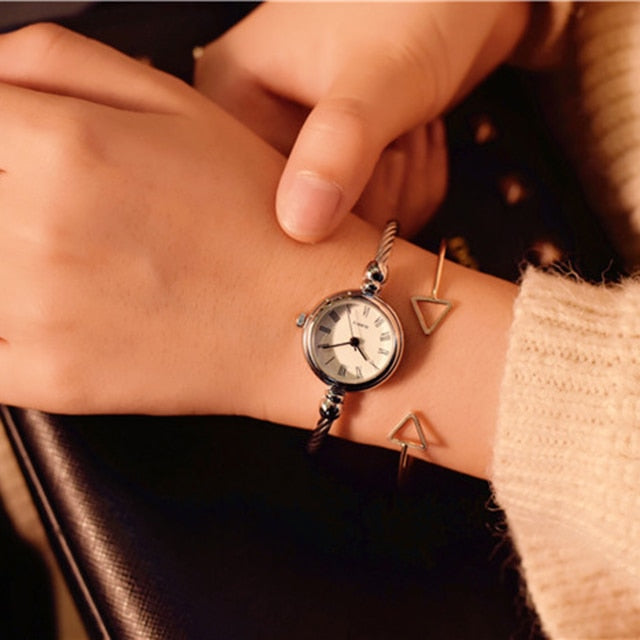 Vintage Watch-Pretty Shining People