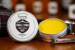 Flannel Beard Balm by Small Town Beard Company