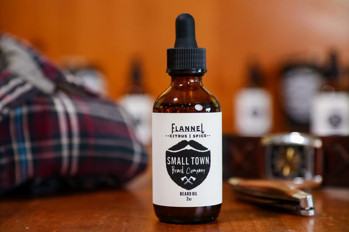 Flannel Beard Oil