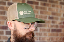 STBC Cap - Green/Tan