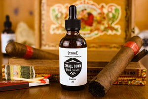 Stogie Beard Oil by Small Town Beard Company in Texas