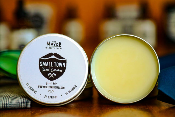 The Mayor Beard Balm